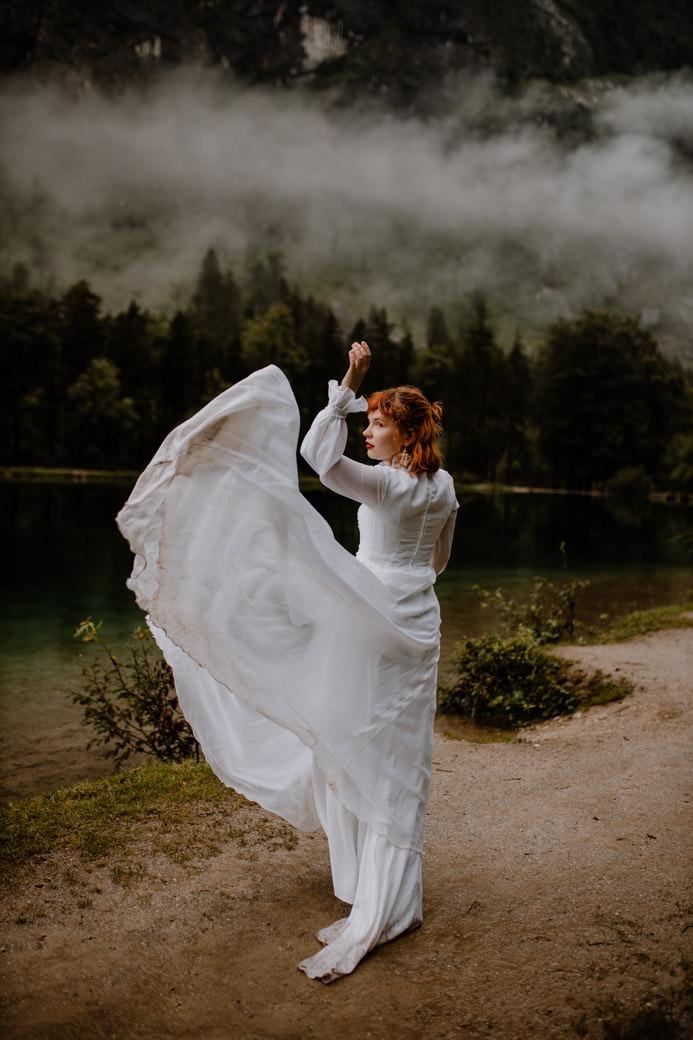 Hochzeit in Salzburg im Bluntautal