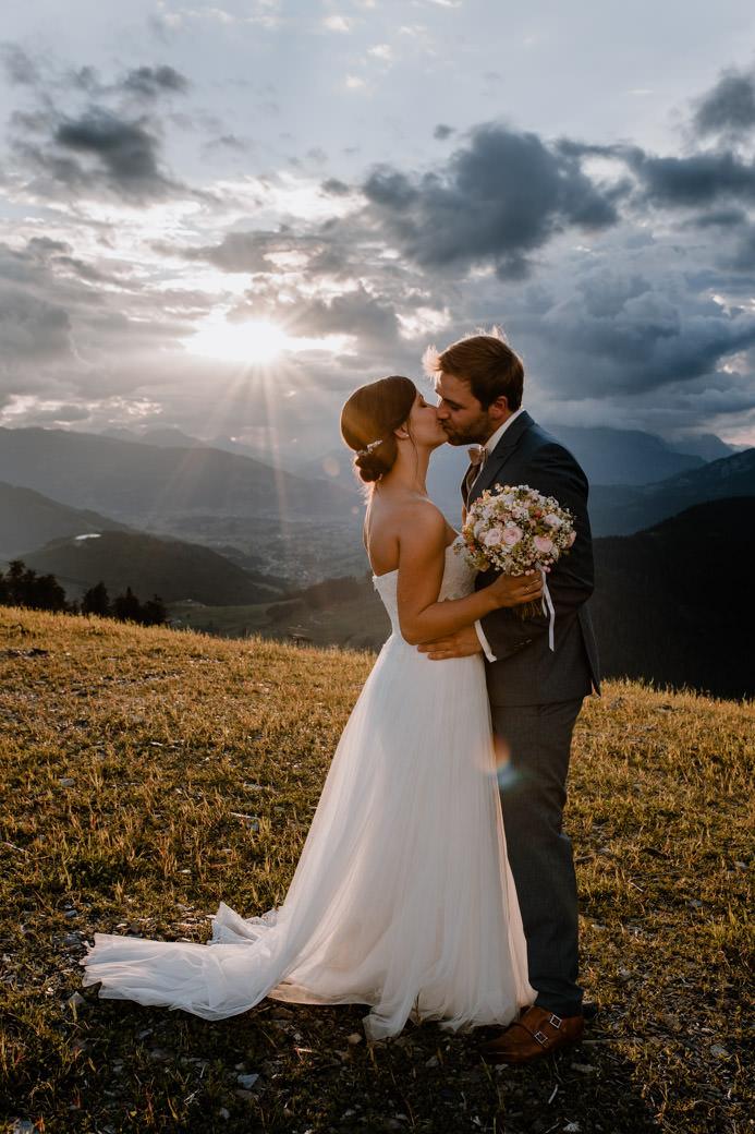 Hochzeit auf der Steinbockalm in Mühlbach am Hochkönig