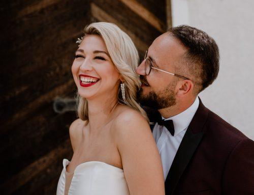 Hochzeitsfotos im Standesamt