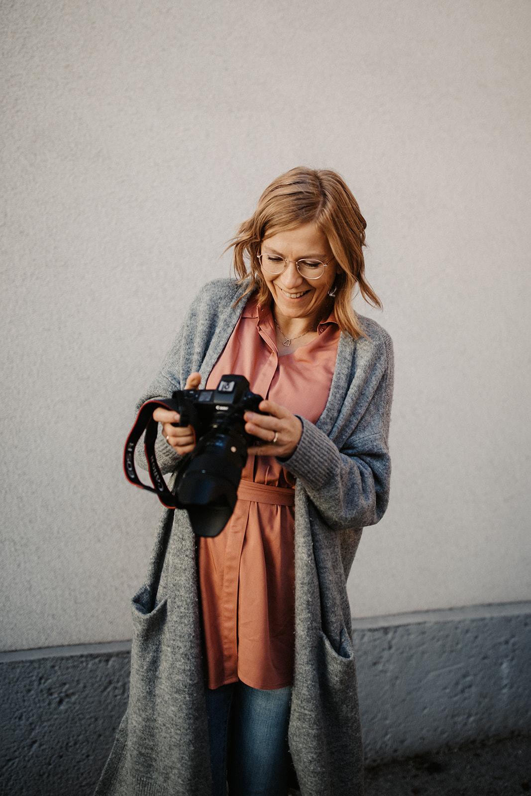 Cornelia Ibbetson. Fotografin.